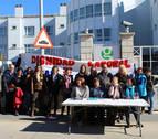 Los sindicatos piden a Laparra que medie en la residencia de San Adrián