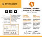 Comienza a funcionar la nueva línea de autobuses al aeropuerto de Pamplona