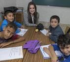 Trescientos escolares reciben apoyo gratuito de programas municipales en Tierra Estella