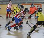 El hockey sobre patines engancha