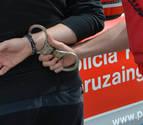 Detenido un menor por intentar agredir a otro con un arma blanca en Berrioplano