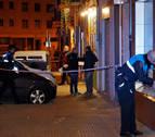 Muere en Burlada tras ser apuñalado en un bar por un encapuchado