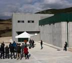 El nuevo depósito de agua de Arre dará servicio a Ezcabarte y Villava
