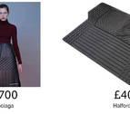 Una falda de Balenciaga de 2.000 euros despierta indignación en las redes