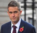 Gavin Williamson, nuevo ministro de Defensa británico
