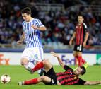 Real Sociedad, Athletic y Villarreal saldan con victorias sus compromisos europeos