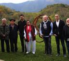 Un mirador en Igantzi para 6 artistas