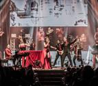 Un musical de grandes éxitos abre un nuevo ciclo de conciertos en Pamplona