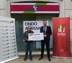 La carrera solidaria en beneficio de ANFAS recauda más de 13.000 euros