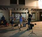 El grupo pamplonés Kimera llenará de rock la Casa de la Juventud este sábado