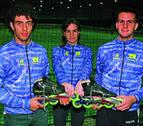 1997: Tres patinadores de Lagunak disputan el Mundial