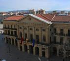 El Gobierno foral garantiza la seguridad en el Palacio de Navarra por las obras