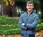 """Oier en su partido 200: """"Me parto la cara por Osasuna, siempre quiero ser generoso"""""""