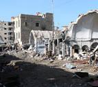 Decenas de civiles muertos en un atentado del Estado Islámico en el noreste de Siria