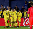 Villarreal y Real Sociedad abren la herida de Málaga y Eibar