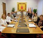 I-E se alía con la oposición para exigir a Urkullu que 'saque' a Navarra del País Vasco