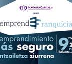 El Servicio Navarro de Empleo y CEIN participarán en 'Emprendefranquicia'