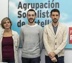 """Una nueva generación lidera en Estella un PSN  """"posicionado a la izquierda"""""""