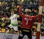 El Helvetia Anaitasuna se mete en la Copa Asobal pese a caer contra el Zamora