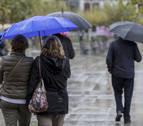 La lluvia hasta febrero da un promedio del 116% en el año agrícola navarro