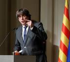 Puigdemont recrimina a la UE que no atienda