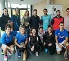 Gurrea-Collados y Sarobe-Cantarelli, campeones en el Trofeo Conservas El Navarrico