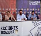 Álvarez pide retrasar las elecciones y Lafón anuncia un patrocinador