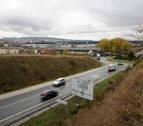 Visto bueno de Pamplona al proyecto del Gobierno para la pasarela peatonal con Orkoien