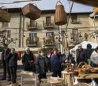 Las ferias de Urroz-Villa ponen el foco en su origen ganadero y rural
