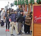 La Plaza del Castillo volverá a acoger la Feria de Navidad, con 28 casetas y actividades