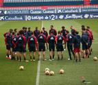 Osasuna espera romper la racha de empates ante un Córdoba herido