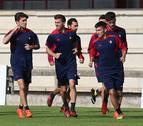 Diego incluye a Buñuel en la convocatoria de 19 jugadores para Córdoba