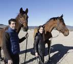 Creciendo y trabajando junto a los caballos en el Centro Ecuestre Cizur