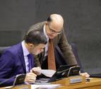 El Parlamento rechaza una moción de UPN para que el Gobierno rectifique sobre el PAI