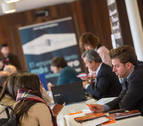 EmprendeFranquicia reúne a 200 emprendedores e inversores en Pamplona