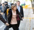 El juez impone una fianza de 150.000 euros a Forcadell para eludir la cárcel