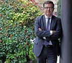 """Román Escolano: """"El interés del BEI es financiar a las pymes y a plazos largos"""""""