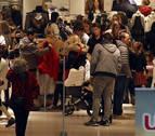 Comerciantes de Pamplona celebran este viernes su quinto 'Black Friday'