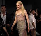 Kidman, premiada por su trayectoria en el Festival de Cine de Los Cabos (México)