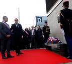 Macron abre en el Estadio de Francia los homenajes por los atentados del 13-N