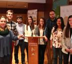 Ocho universitarios de la UPNA presentan sus trabajos 'En tres minutos'