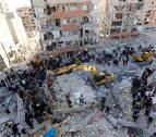 Irán, entre réplicas de un terremoto que deja al menos 530 muertos y 7.800 heridos
