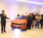 La plantilla de VW-Navarra ya roza los 4.800 trabajadores