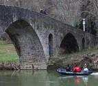 El fiscal pide 22 años por matar y arrojar al río a su pareja en Burlada