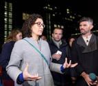 Junqueras sugiere a Rovira como presidenta y tiende la mano a los comunes