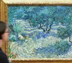Descubren un saltamontes escondido desde hace 128 años en una obra de Van Gogh