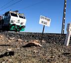 Muere un matrimonio de octogenarios de Ciudad Real arrollados por el tren