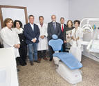El hospital de Tudela incorpora una unidad de Cirugía Oral y Maxilofacial