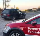 Denunciado un conductor en Milagro con 2.700 euros por varias infracciones de tráfico