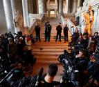 Concluye en poco más de una hora la vista de Puigdemont ante el juez belga